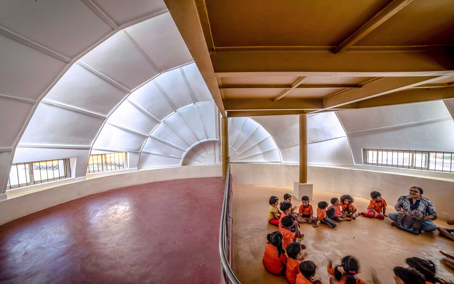 Kindergarten School Design in Bangalore